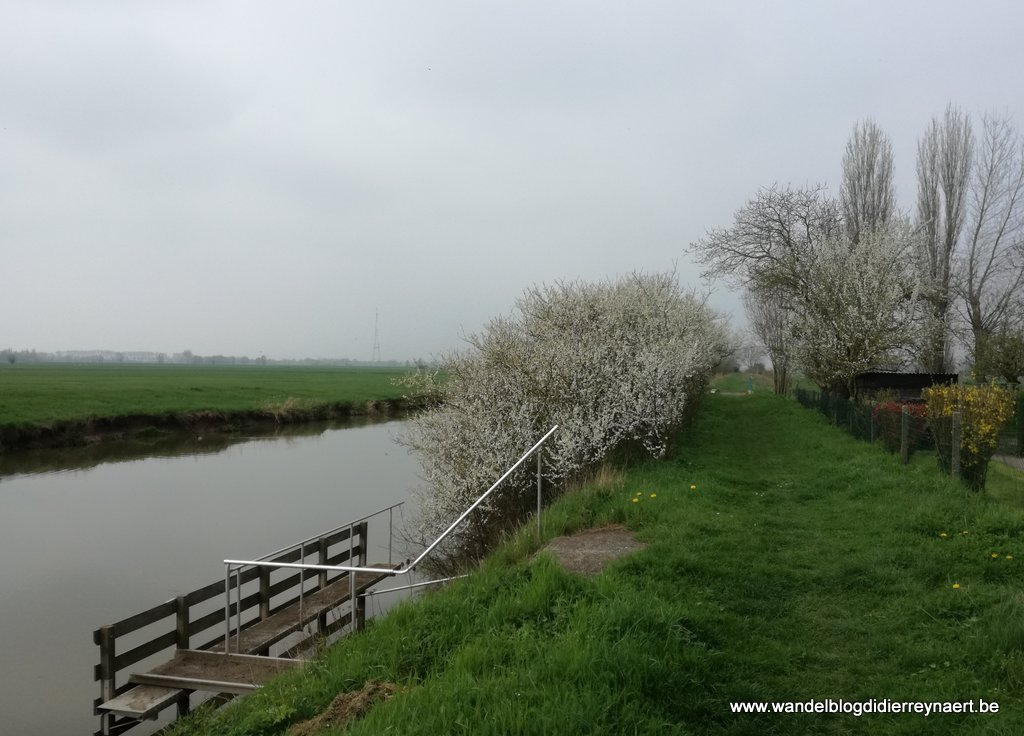 14 april 2018: Reninge en Westouter (21 km)