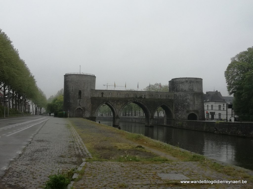 29 april 2018: Tournai (Adeps) (19 km)