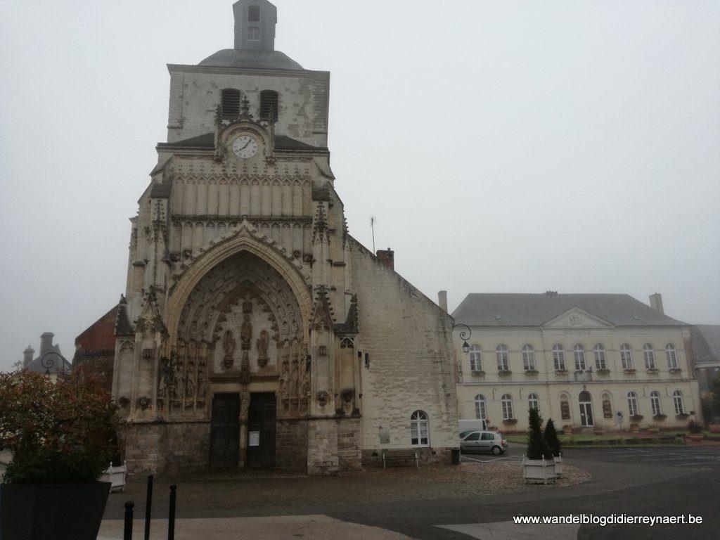 abdijkerk Saint-Saulve Montreuil-sur-Mer