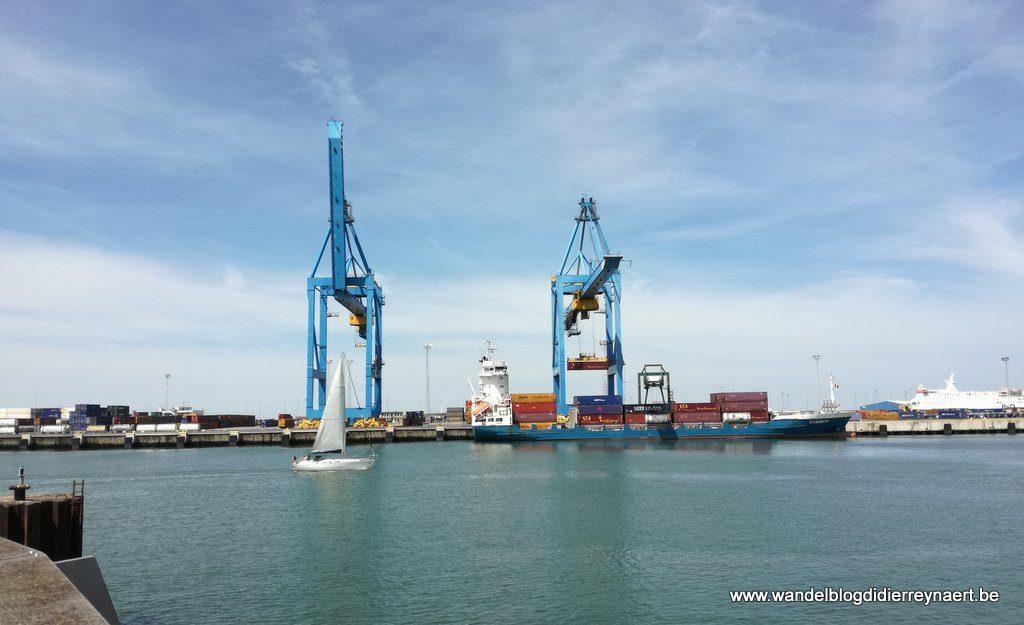 Haven van Zeebrugge