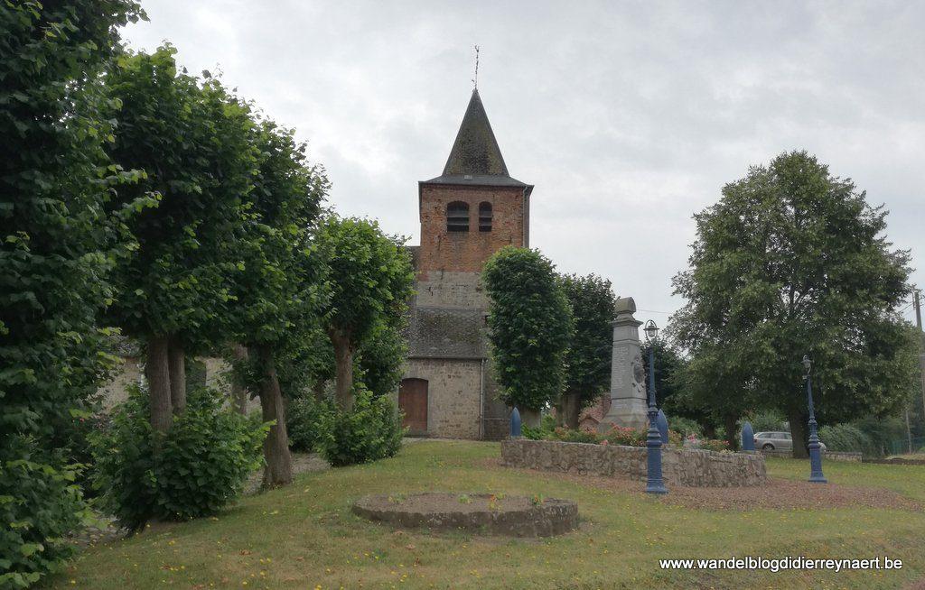 Kerkje van Escarmain
