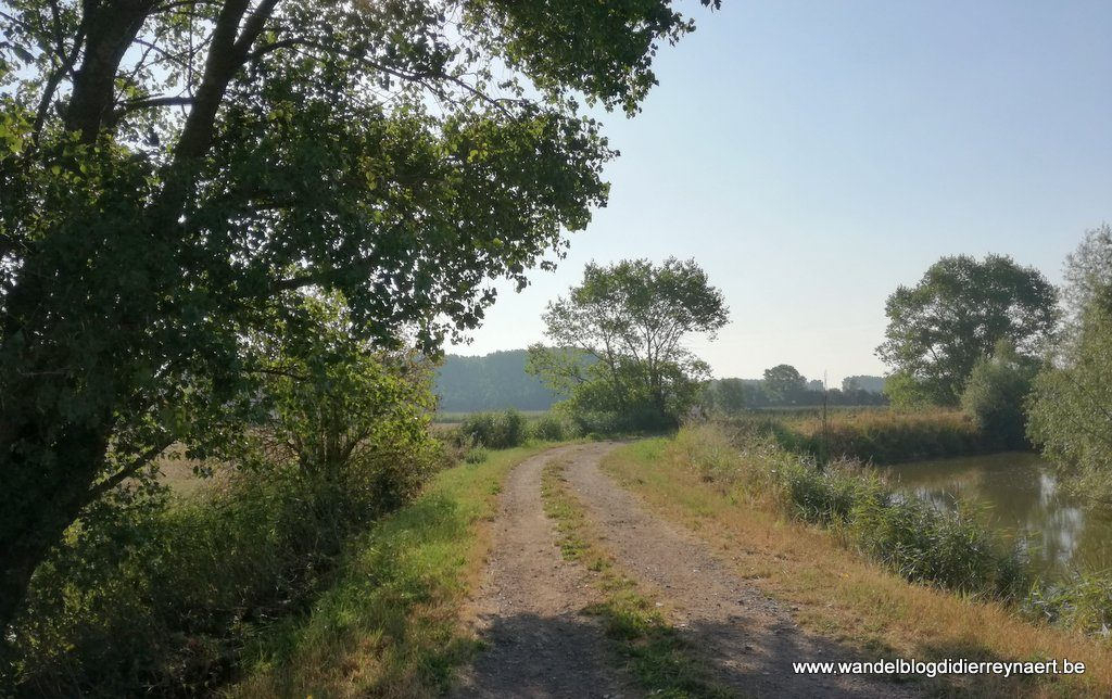 Handzamevaart tussen Esen en Vladslo