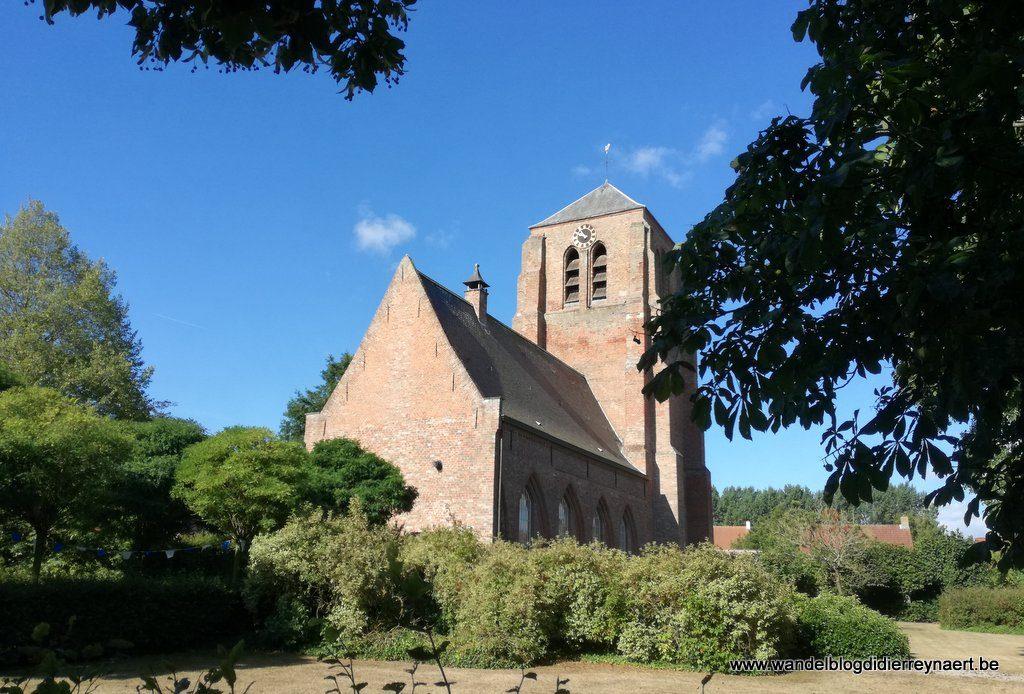 Kerkje van Sint Kruis (Sluis): de Peperbusse