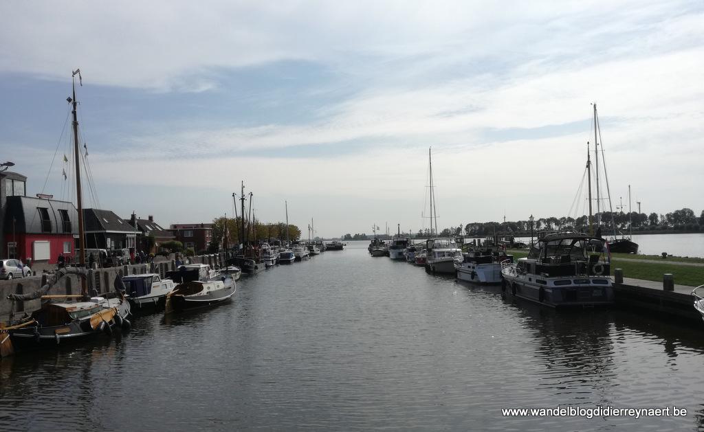 5 september 2018: Lauwersoog (Nl) (26 km)