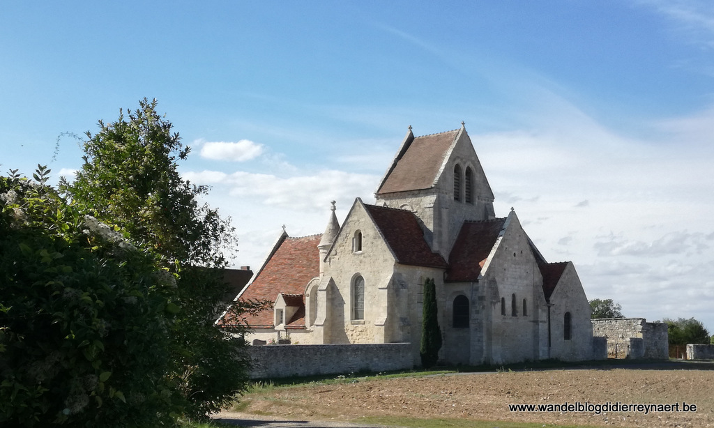 8 september 2018: Trumilly (FR) (18 km)