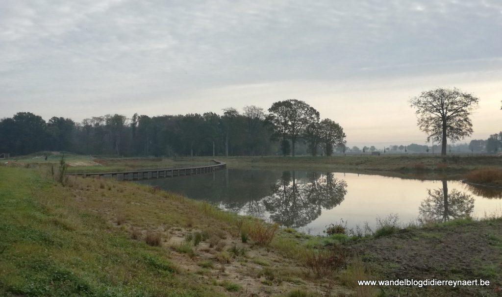 Bufferbekken Gaverbeek Torhout