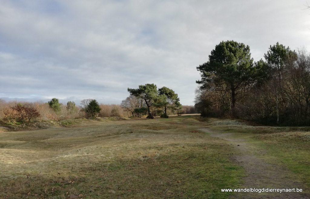 natuurgebied Kleistee
