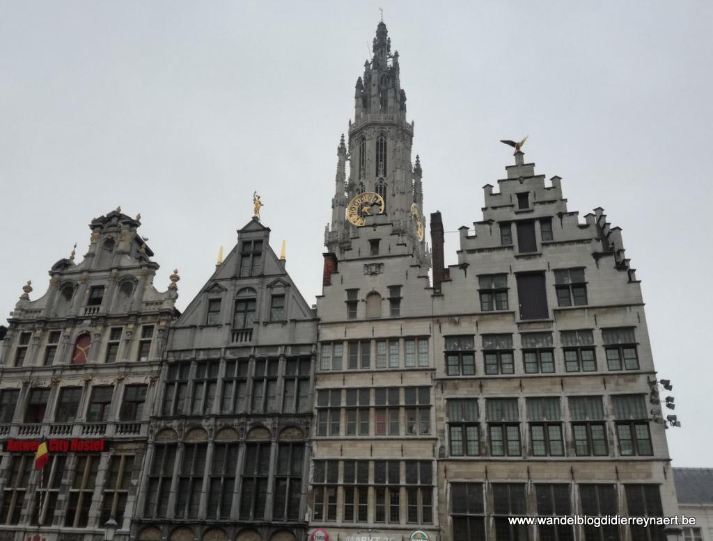 29 december 2018: Schoten – Antwerpen-Zuid (GR12) (25 km)