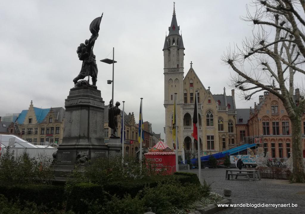 31 december 2018: Poperinge (25 km)