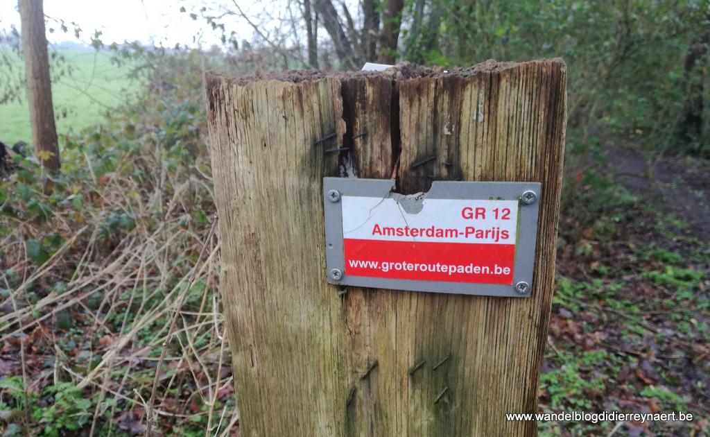 GR12 Amsterdam-Parijs