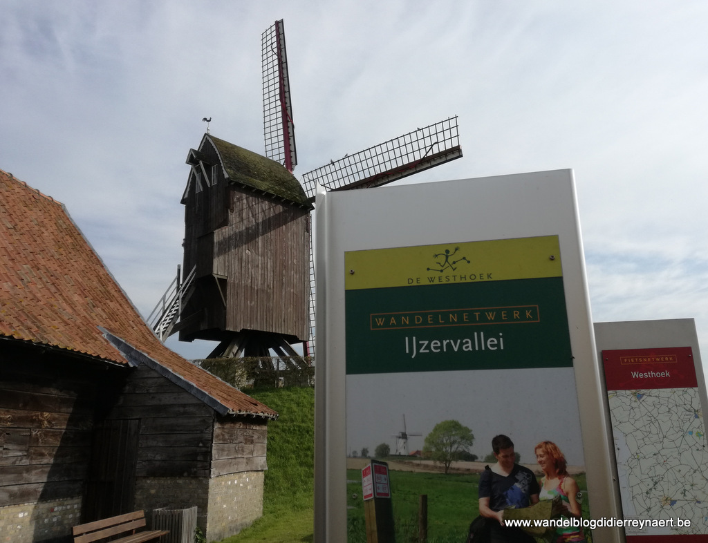 16 april 2019: Oostvleteren (28 km)