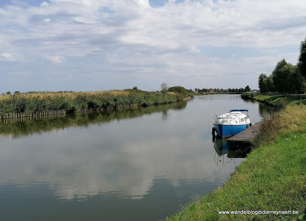 31 augustus 2019: Stuivekenskerke (26 km)