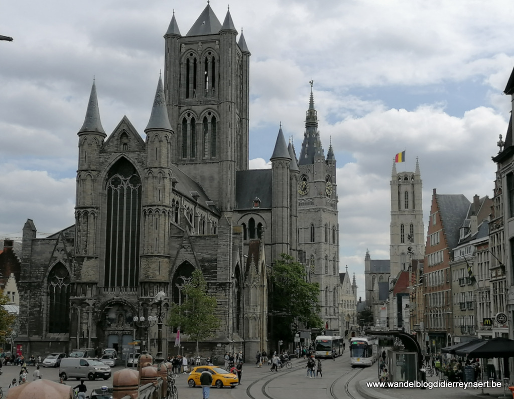 6 september 2019: Drongen – Gent (23 km)