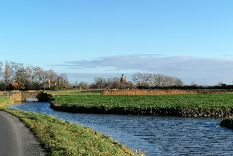 23 december 2019: Oostkerke (26 km)