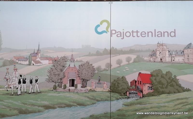 Het Pajottenland rond Herne en de Markvallei (22 februari 2020)