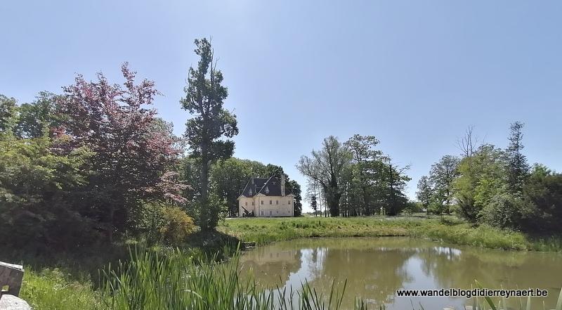 Rondom Zonnebeke: kasteelpark en Polygoonbos (14 mei 2020)