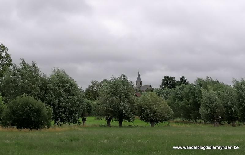 In de Scheldevallei tussen Gavere en Merelbeke (5 juli 2020)
