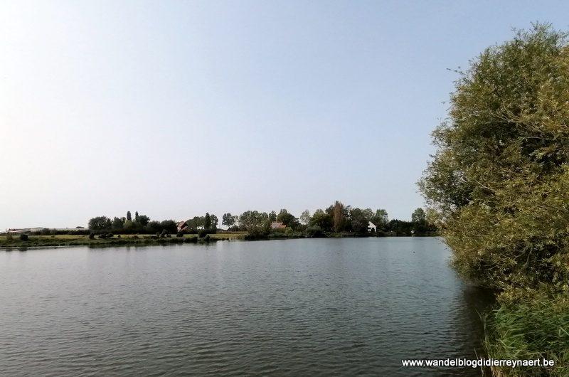 Door de polders en het krekengebied van Oostende (11 september 2020)