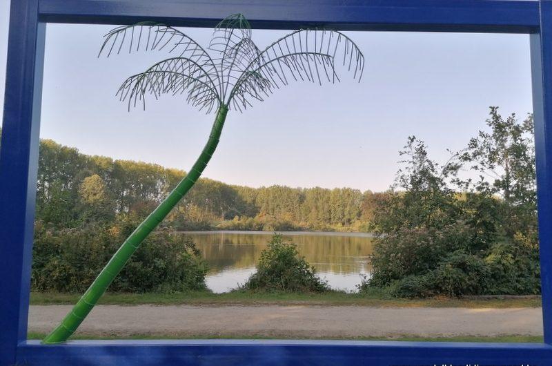 Door het domein Puyenbroeck, langs de Moervaart en de Zuidlede (19 september 2020)