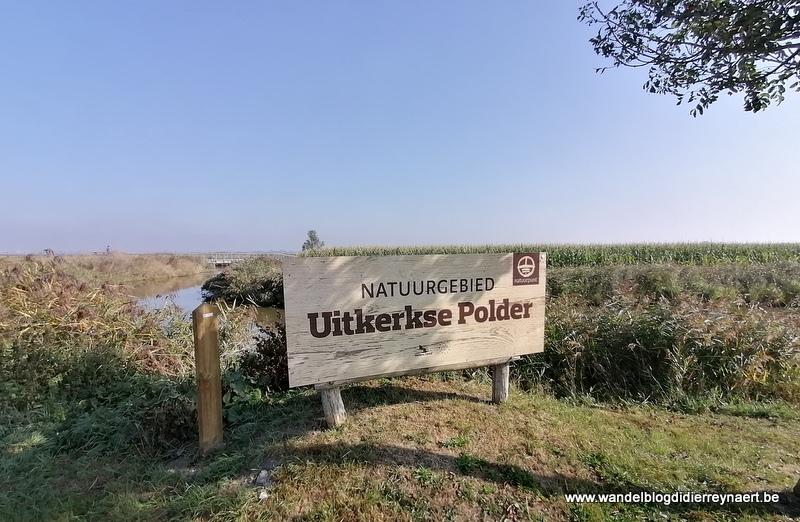 De Uitkerkse Polder, strand en duinbossen (22 september 2020)