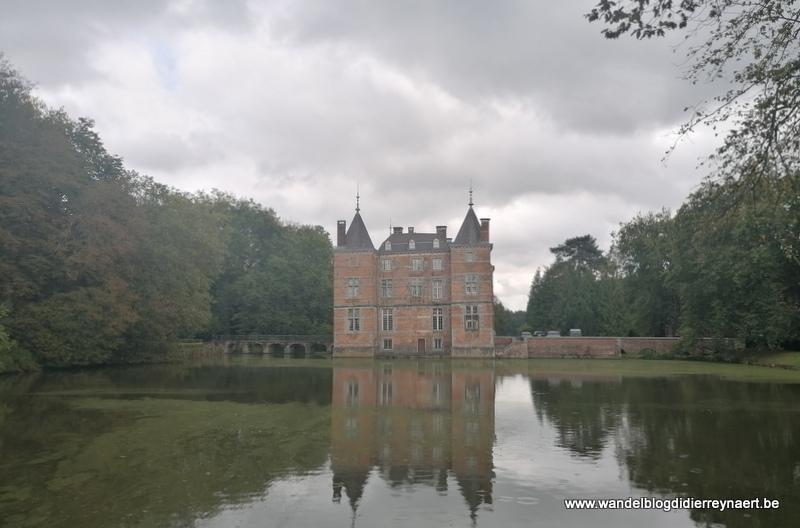 Een stukje Picardisch Wallonië tussen Ronse en Doornik (30 september 2020)