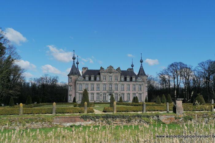 Van bloemendorp Kanegem naar het kasteel van Poeke (19 maart 2021)