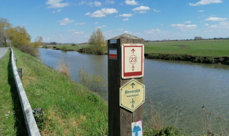 De Ijzervallei tussen Pollinkhove en Stavele (7 mei 2021)
