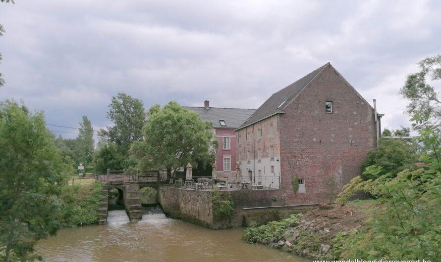 Door een stukje Schelde- en Zwalmvallei (7 juli 2021)