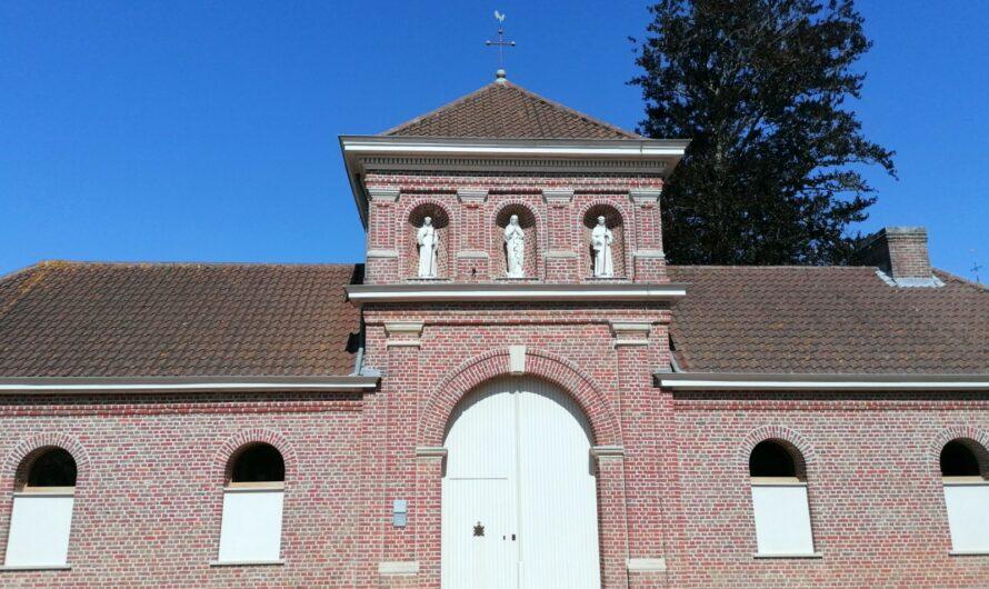 Hoppeland: de Sint-Sixtusabdij en de Sixtusbossen (24 augustus 2021)