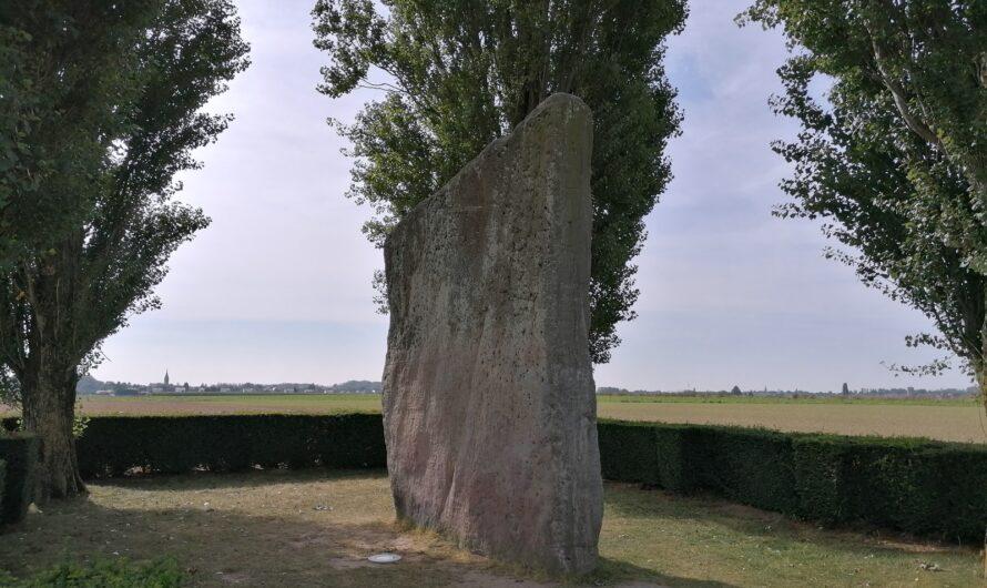 Op zoek naar de menhir van Brunehaut (22 september 2021)